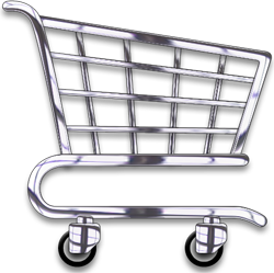 Products Shopping Cart Sleep Icon - Sleep Aid Records